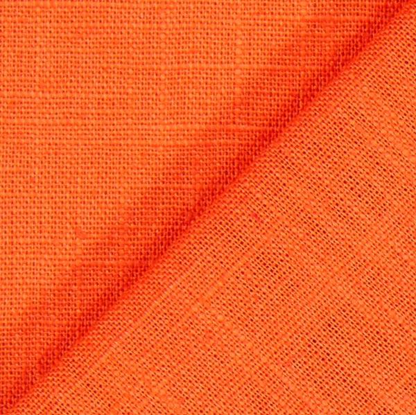 Lin, moyen – orange