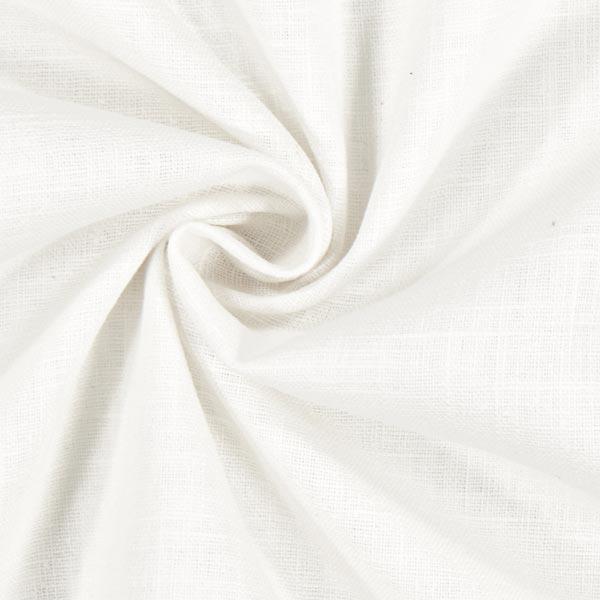 Lin, moyen – blanc