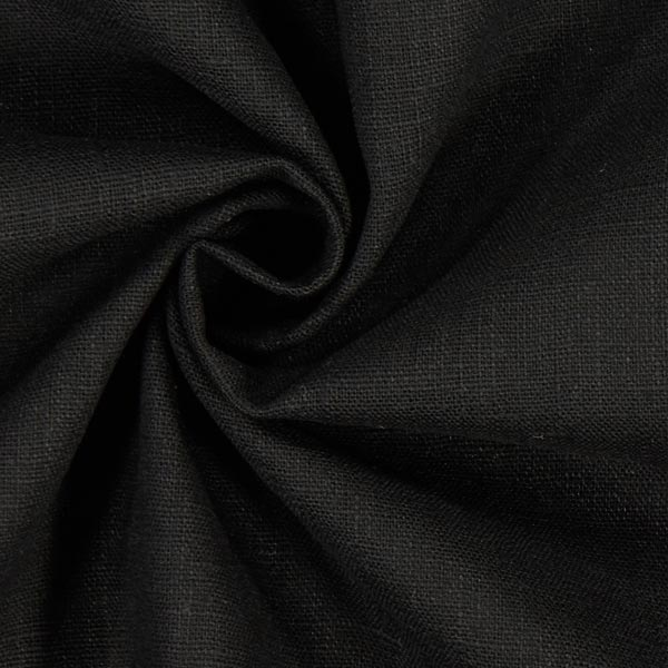 Lin, moyen – noir