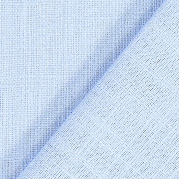 Leinen Medium – babyblau