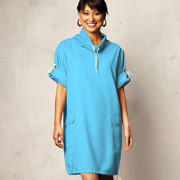 French Terry – turquoise