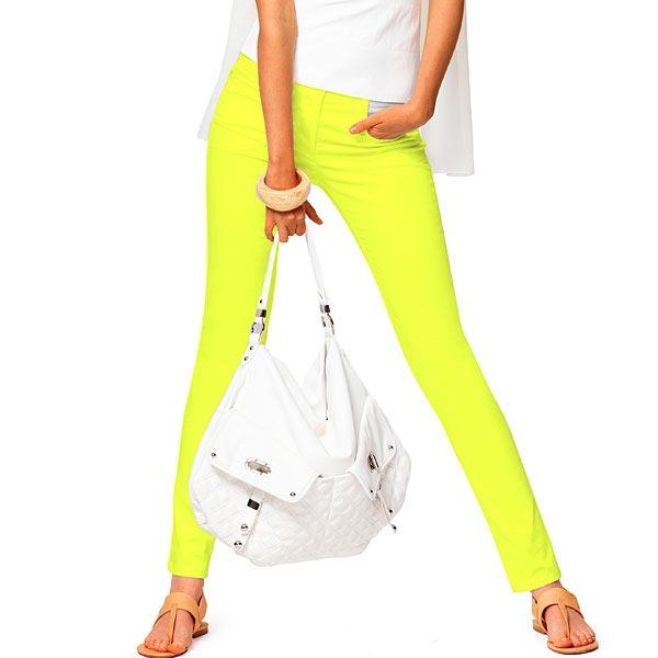 Classic Poly – jaune fluo