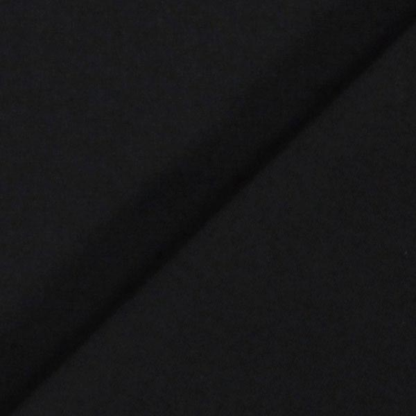 Popeline Stretch – noir