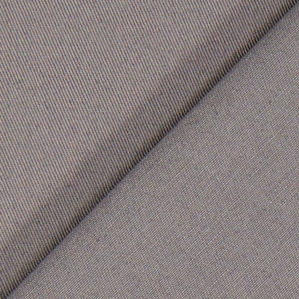 Tissu croisé en coton – gris