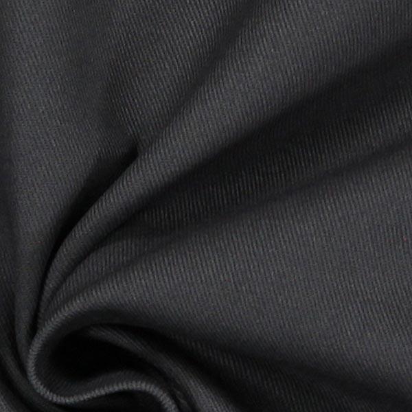 Tissu croisé en coton – gris schiste