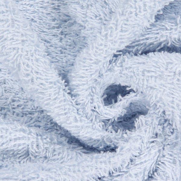 Frottee – babyblau