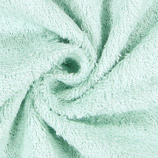 Frotté – vert pastel