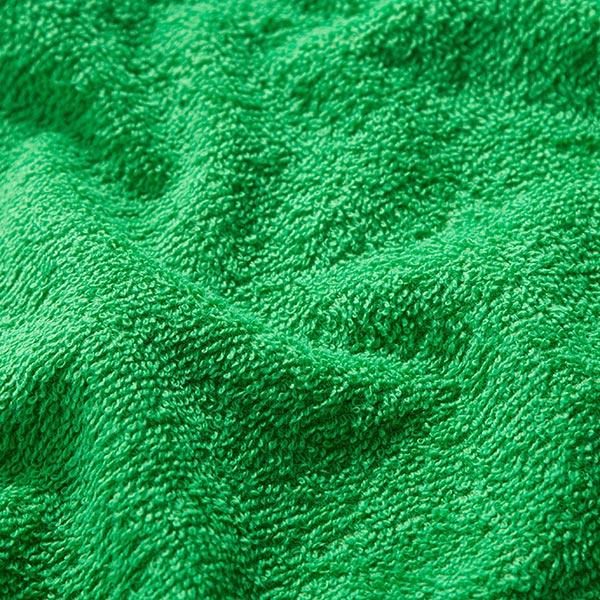 Frotteestoff – grasgrün