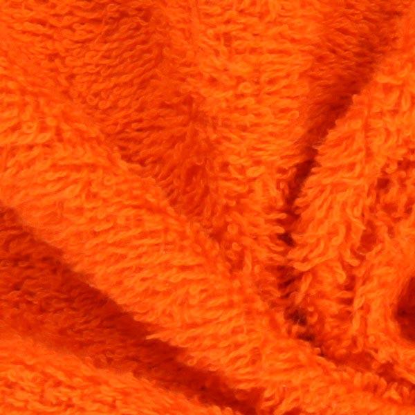Frottee – orange