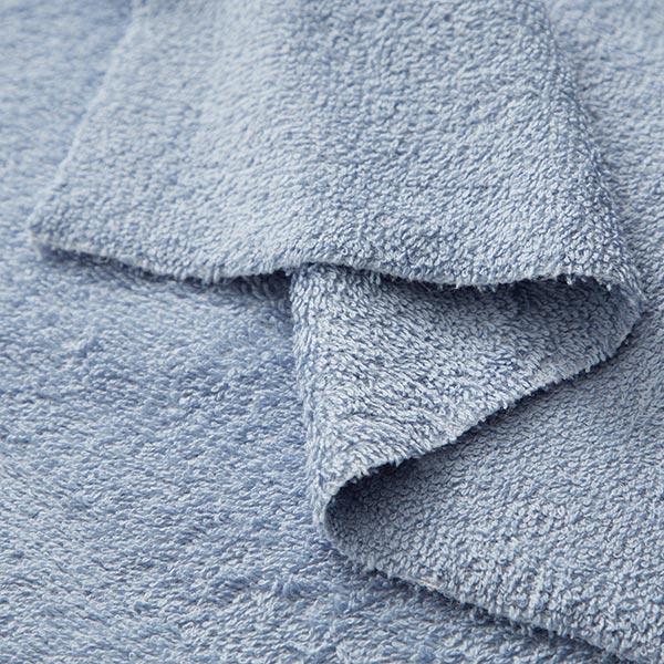 Frotteestoff – himmelblau