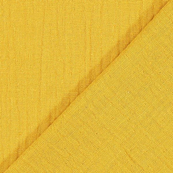 Mousseline Uni – moutarde