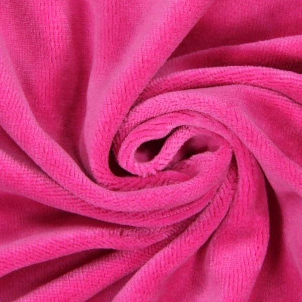Tissu Nicki Uni – rose sexy