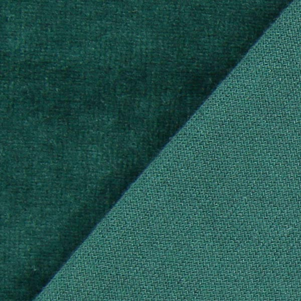Tissu Nicki Uni – vert foncé
