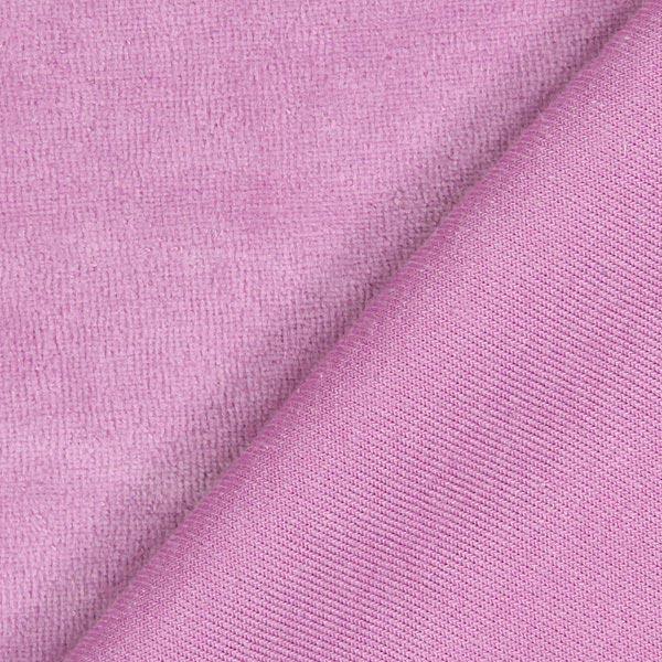 Tissu Nicki Uni – rose