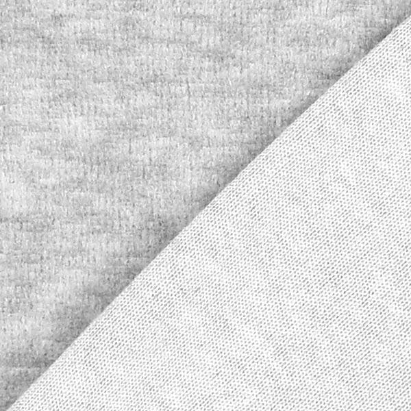 Tissu Nicki Uni – argent