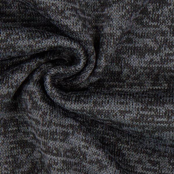 Polaire tricot 8 – anthracite