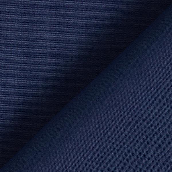 Popeline Uni – bleu marine