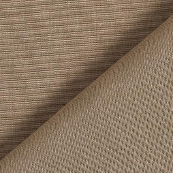 Tissu en polyester et coton mélangés, facile d'entretien – dune