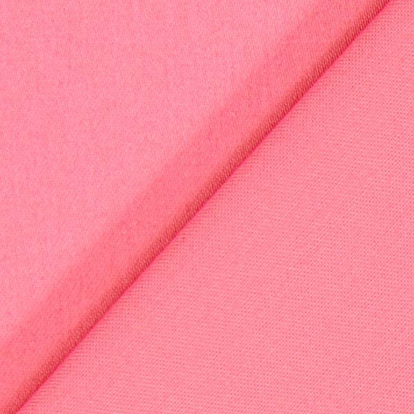 Satin de coton Stretch – rose vif