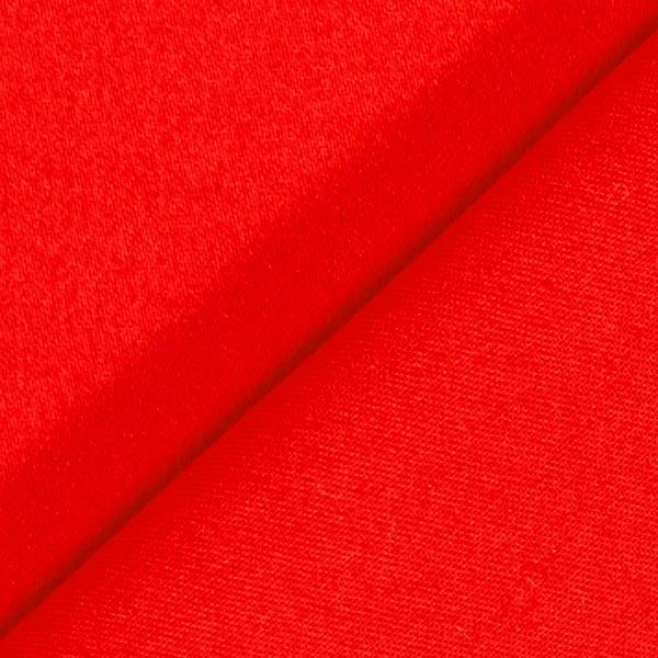 Satin de coton Stretch – rouge vif
