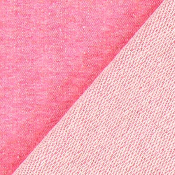 Sweat d'été Melange – rose néon