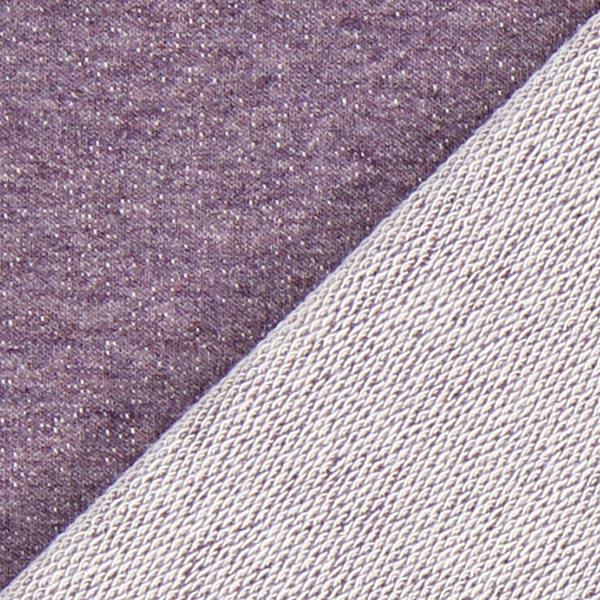 Sweat d'été Melange – violet