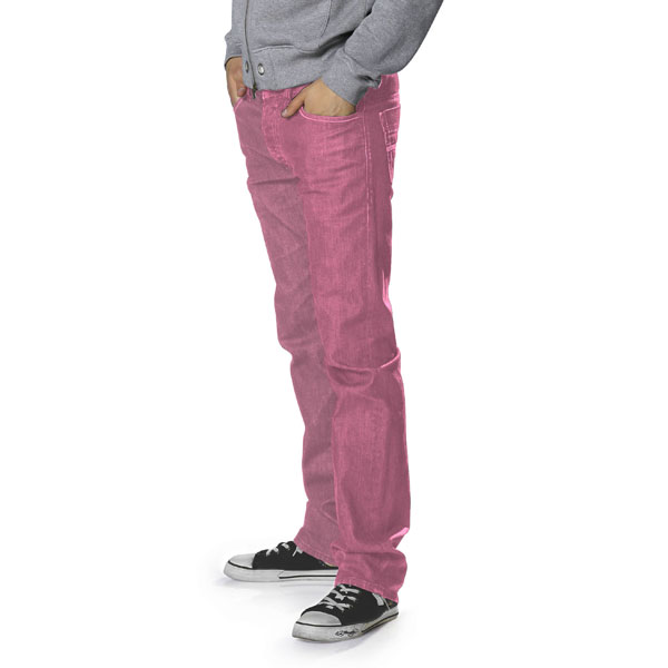 Stretch Jeans Ben – rose