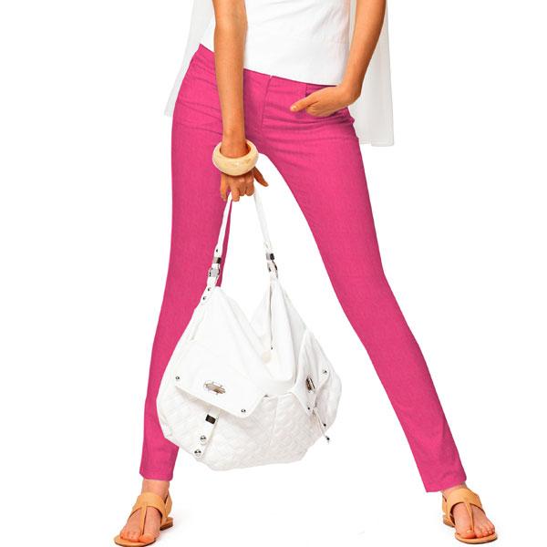 Stretch Jeans Ben – rose vif