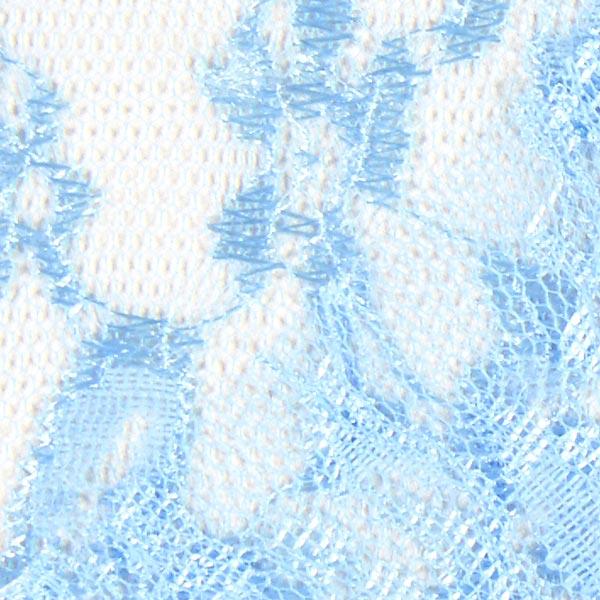 Dentelle Light – bleu clair