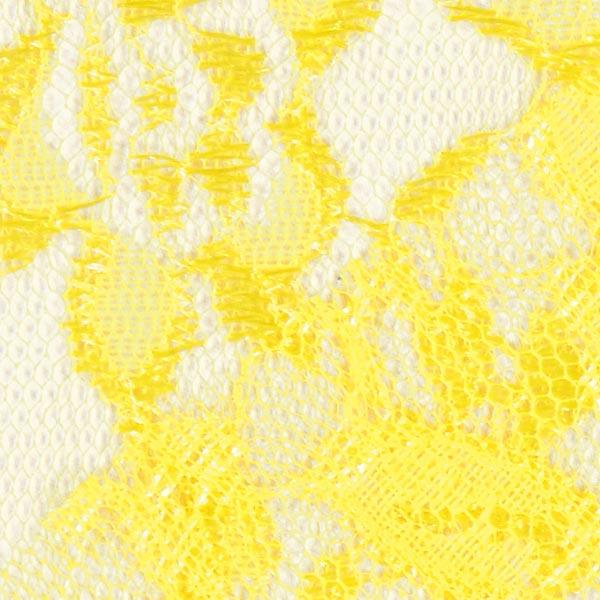 Dentelle Light – jaune