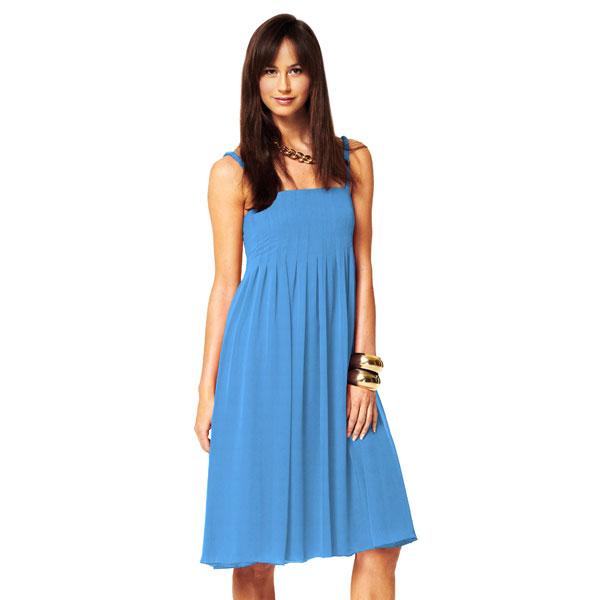 Chiffon – bleu turquoise
