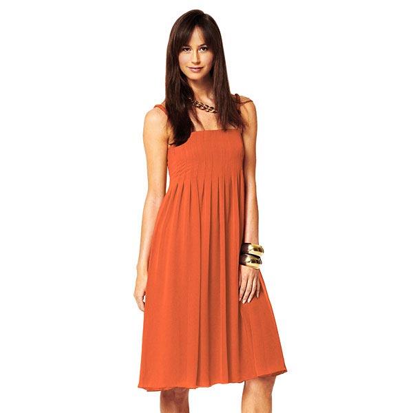 Chiffon – orange