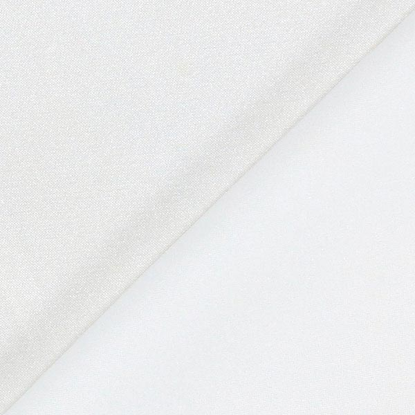 Stretch Satin – blanc