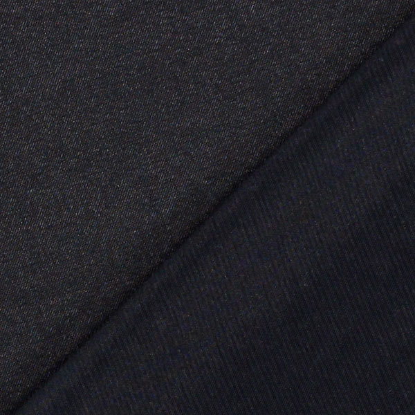 Stretch Satin – gris foncé