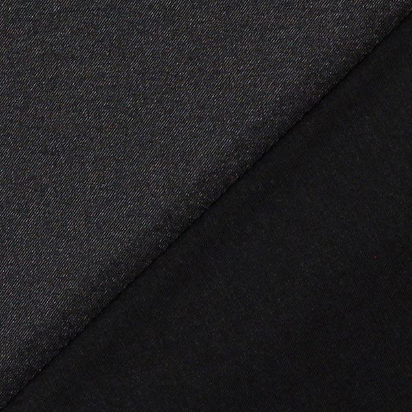 Stretch Satin – noir