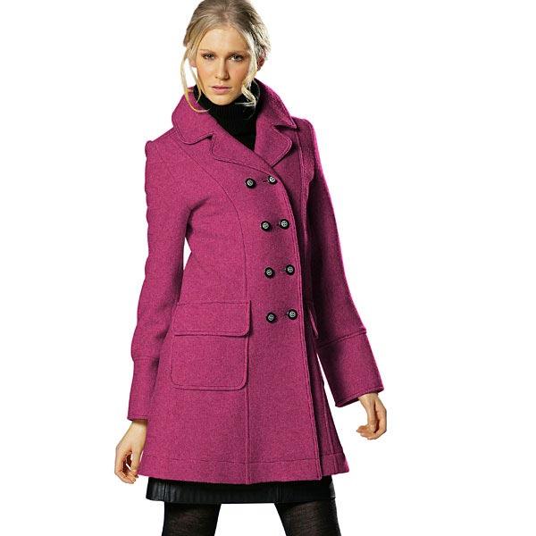 Loden foulé – rouge violet