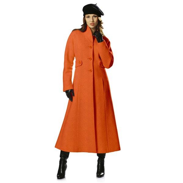 Walkloden – orange