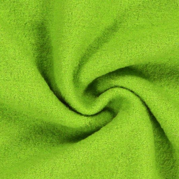 Loden foulé – vert pomme