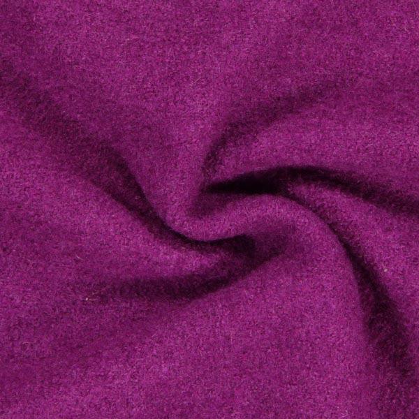 Loden foulé – lilas rouge