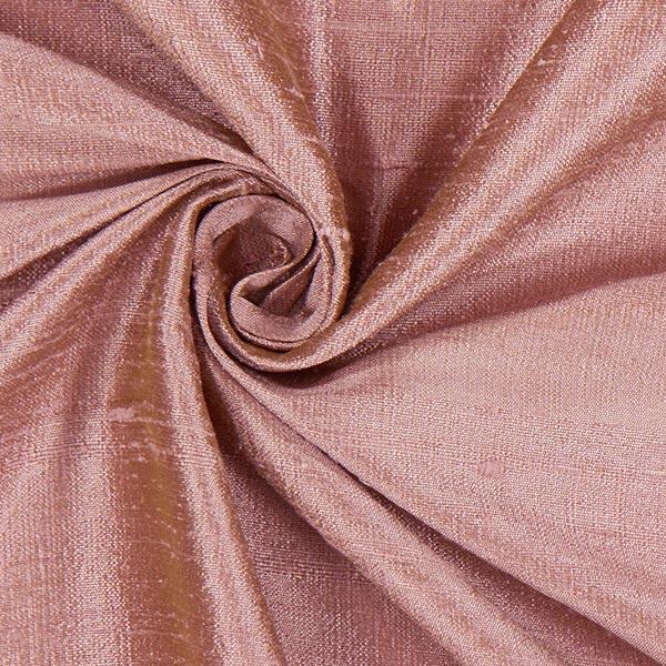 Soie dupion Shimmer – vieux rose