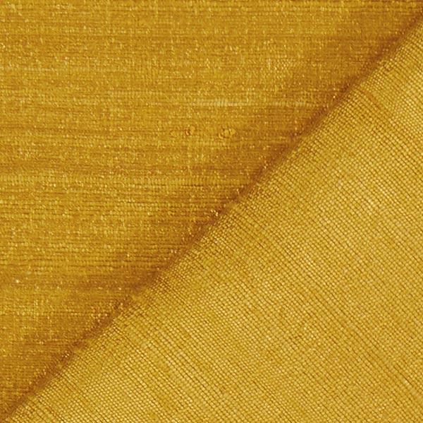 Soie dupion Shimmer – moutarde