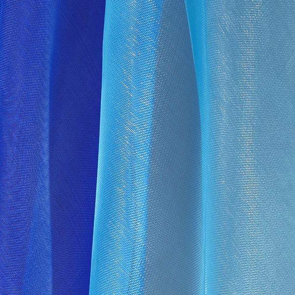Organza – bleu aqua