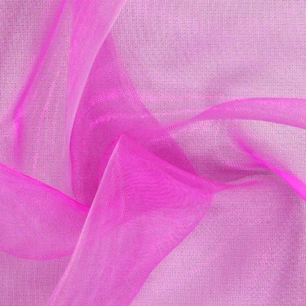 Organza – rose vif