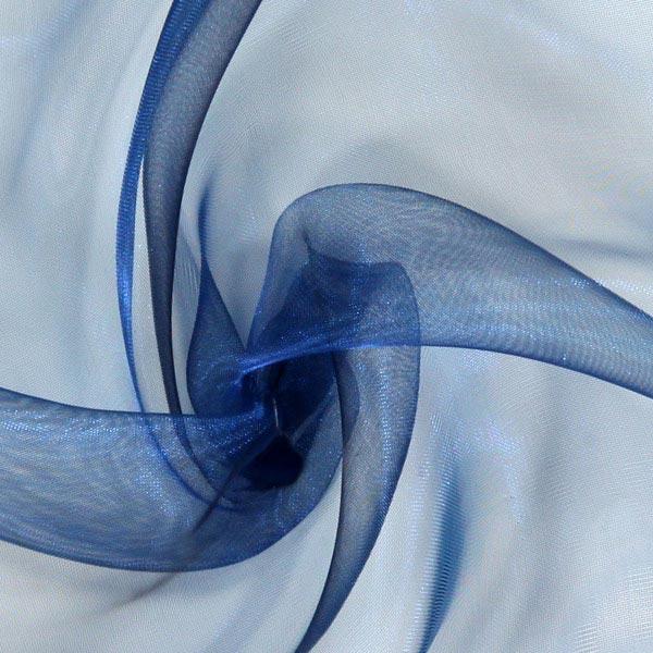 Organza – bleu marine