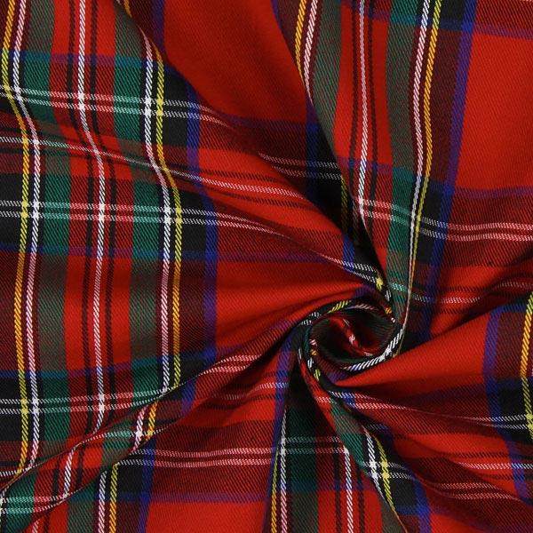 Écossais Classic Big – rouge vif