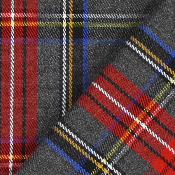 Écossais Classic Big – gris