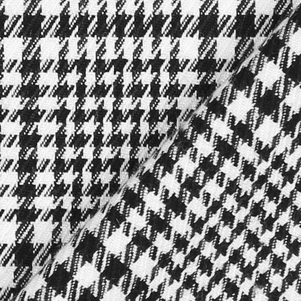 Stretch costume Pepita – noir/blanc