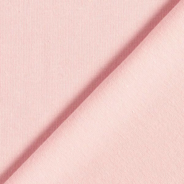 Jersey coton – vieux rose