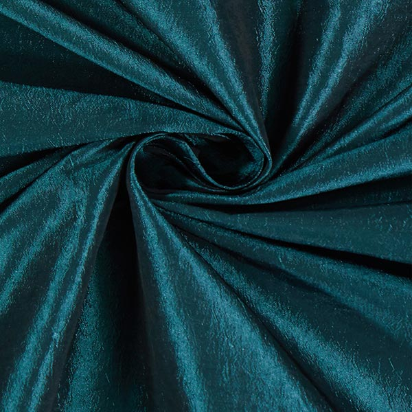Tissu taffetas Crash – vert foncé