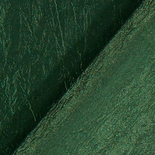 Tissu taffetas Crash – vert